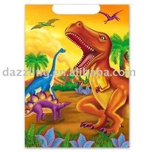 Party Treat Bag / Loot Bags - Dinosaur