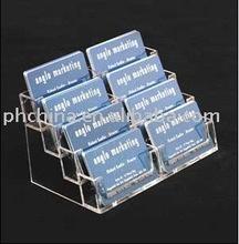 JNC-062 Fashion Acrylic Business Name Card Stand