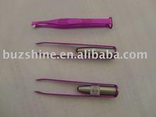 led tweezer light,cosmetic tweezer