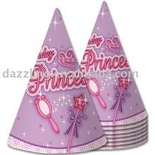 Party Cone Hat - Princess