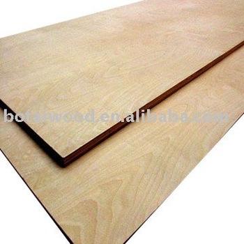 doors laminated thin birch plywood