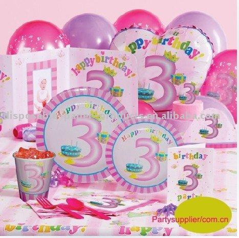 Birthday Ideas For Baby Girl 3rd Birthday Image Inspiration of
