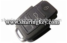 VW 3 Button Remote-1jo 959 753 AK ,VW Car Key