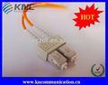 - sc lc de fibra óptica patch cord& coleta