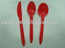 plastic disposable cutlery&flatware sets(SGS,FDA)