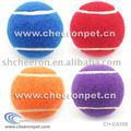 Promoción pelota de tenis