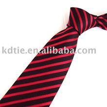 Stripe Uniform Necktie For Men