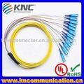 La fibra óptica coleta& patch cord