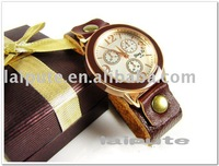 2011 fashion man's wrist with 3 decorative eyes watch il066