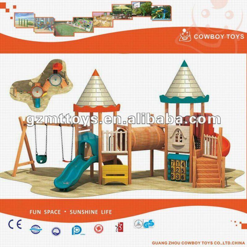 "Wood Swing Sets - Swing Sets, Slides & Swings - Toys ""R"" Us"