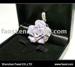rose jewelry flash usb
