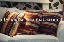 Velvet Strip Cushion C-6083