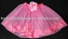 Flower Filled Tutus,Ballet Costume