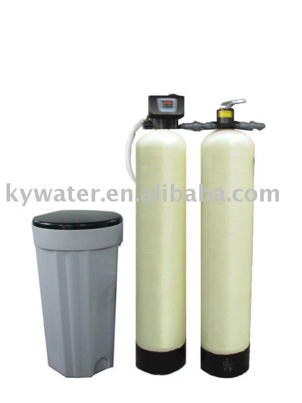 Automático 1000L / H mineral planta de agua del tanque de agua de guardia suavizantes