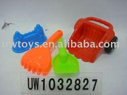 sand beach play set toy/plastic beach play set/beach toys