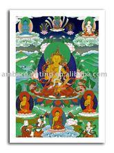 chinese buddha paintings