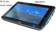 "10"" Linux Touchscreen tablet pc"