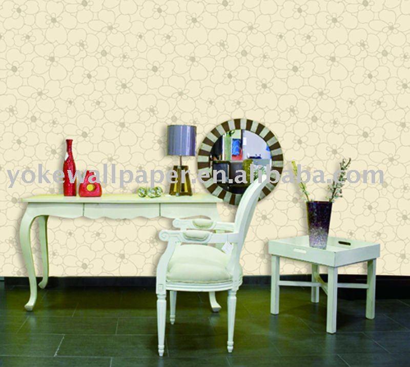 Yoke Non-Woven Fashion wall decor Wallpaper, View Fashion wall