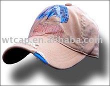 2012 Washed Cotton Cap