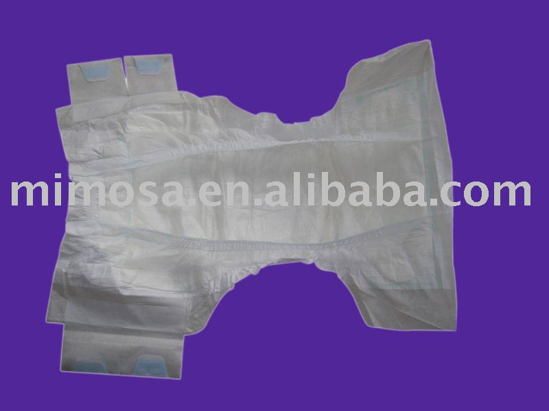 See larger image: COMFORTABLE AND BREATHABLE ADUlT DISPOSABLE DIAPER