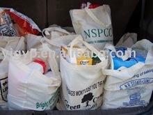 2012 HOT SALE Cheap recyclable big non woven shopping bag