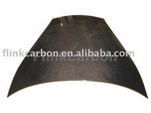 Carbon fiber hood for Porsche