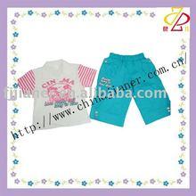 kids summer clothing sets