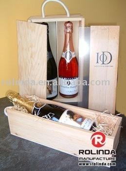 Magnum Wine Storage Cases
