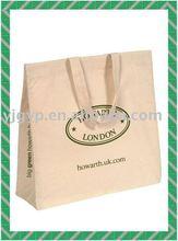 2011 HOT SALE High quality Environmental friendly cotton canvas milk bottle carry bag