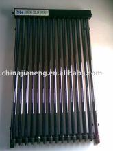 vacuum tube solar collector with EN12975