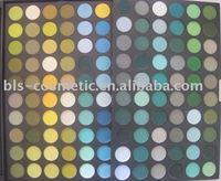 120 matte eye shadow pallet cosmetic