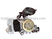50cc motorcycle engine