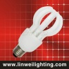 Lotus 4U compact fluorescent light bulbs