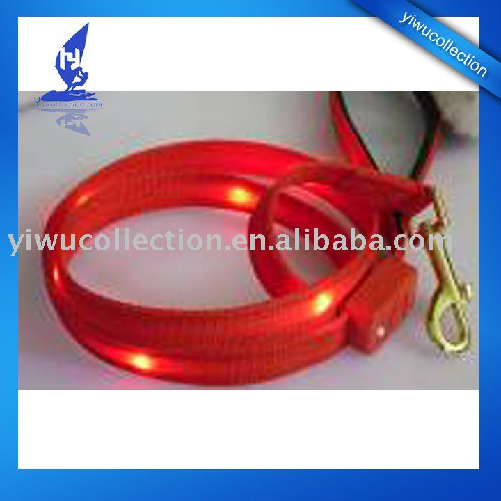 led dog leash,led lighting dog leash,lig