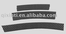 Mesh ribbon titanium anode for anti-corrosion
