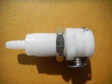 "1/8"" POM NBR plastic quick connect coupler"