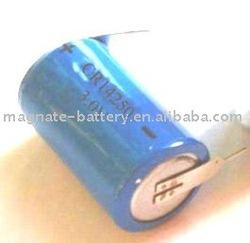 SELL Li/MnO2 battery 3 Volt