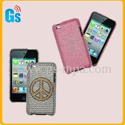 Sparkling jewellery case for iPod touch 4 jewellery cover