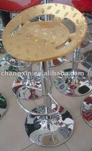 Acrylic bar stool BS07