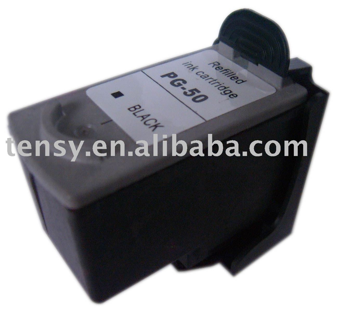 remanufactured ink cartridge PG50_BK printer supplies