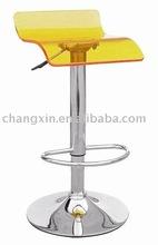 acrylic bar stool BS17