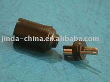 2 Pin DIn plug screw type