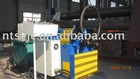 Hydraulic angle rolling machine & section bending machine