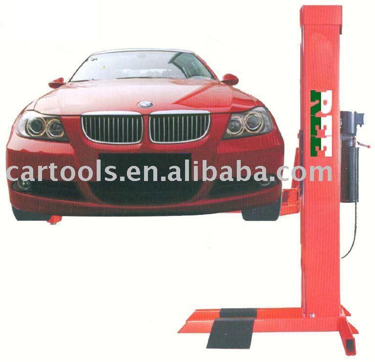 One Post Car Lift : Post lift hoffman single