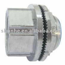 Rigid water-tight Hub for steel pipe