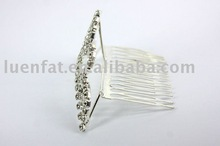 crown hair clips,hair clip suitable for wedding