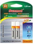 nickel hydride rechargeable excel aa battery