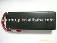 RC LiPo battery Pack 22.2V 5000mAH 40C
