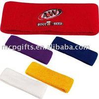 embroidery sport headband