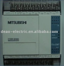 Mitsubish PLC HMI FX1S-20MR-001 integrated plc and touch screen hmi plc touch panel hmi